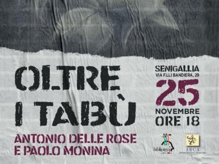 Oltre i tabù - mostra allo SpazioArte di Senigallia
