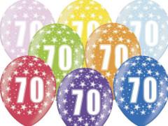 Festa per i 70 anni