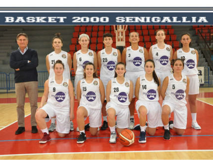 Basket 2000 Senigallia 2018/19