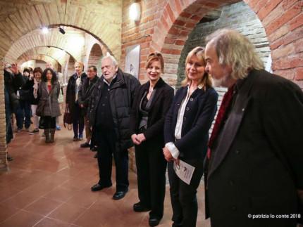 """Inaugurata a Senigallia la mostra di Susan Vici """"Onde Anomale"""""""