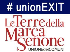 """#unionEXIT per l'uscita dall'unione dei Comuni """"Le Terra della Marca Senone"""""""