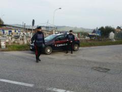 Controlli dei Carabinieri a Sant'Angelo