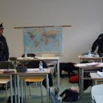 Controlli antidroga a scuola