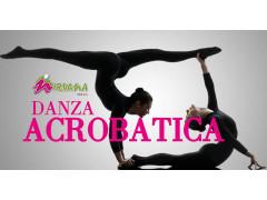 Corso di danza acrobatica al Nirvana Club di Senigallia