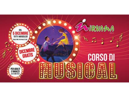 Corso di musical al Nirvana Club di Senigallia