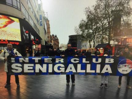 L'inter Club Senigallia presente anche a Londra