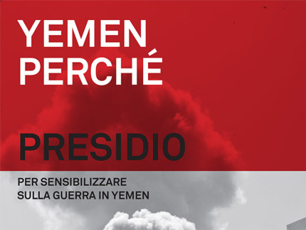 Yemen perchè - Presidio a Senigallia