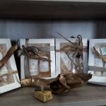 Prodotti di cosmesi a base di olio extravergine al Frantoio Lugliaroli di Senigallia