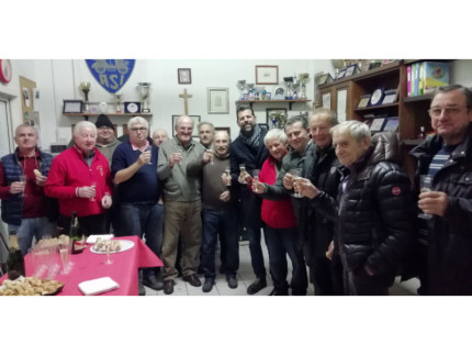 Maurizio Mangialardi al Club Motori d'Epoca di Senigallia
