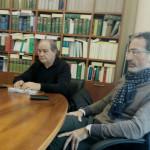 Giorgio Sartini e Riccardo Pizzi