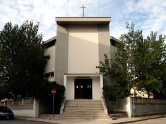 La chiesa parrocchiale di S. Maria Goretti a Senigallia