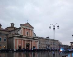 I funerali al Duomo di Pongetti