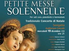 Concerto di Natale con la Petite Messe Solennelle