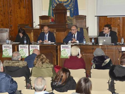 Massimo Bello a Chieti per il convegno sulla gestione dei rifiuti