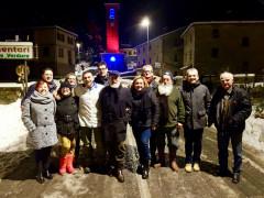 Provincia di Pesaro coi residenti di Bocca Trabaria