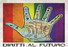 Diritti al Futuro, logo