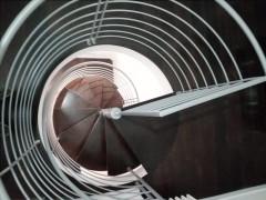 Scala artigianale realizzata da Mondolfo Scale
