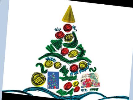 Natale, albero di Natale