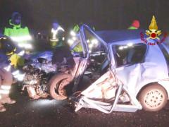 Incidente in A-14 tra Marotta e Senigallia