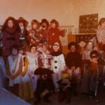 La classe 5B del 1984 della scuola Puccini di Senigallia