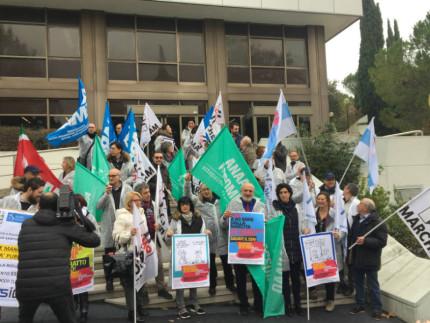 Sciopero dei medici e dei dirigenti