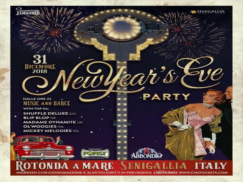 Senigallia: il saluto al nuovo anno col tradizionale New Year's Eve ...