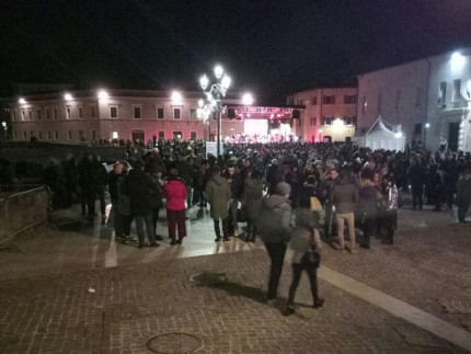Capodanno 2019 in piazza del Duca
