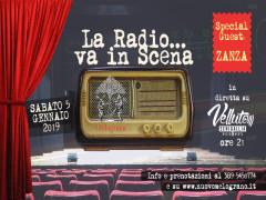 """""""La radio va in scena"""""""