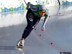 Linda Rossi bronzo al Campionato Italiano su ghiaccio