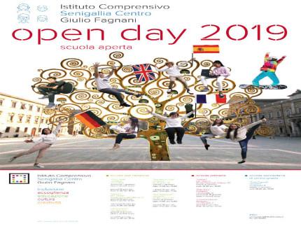 Open Day alla Fagnani