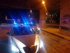 Polizia, Volante, controlli notturni
