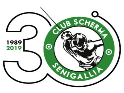 Club Scherma, logo