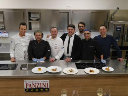 """""""Incontri di Cucina per Amatori"""" al Panzini di Senigallia - Ospite ristorante """"20 e 15 - Vino e Cibo"""""""