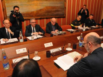 Incontro sulla ricostruzione alla Prefettura di Ascoli