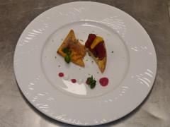 I nostri marinati a secco: prosciutto di tonno e cefalo - ricetta Ristorante 20 e 15 Cibo e Vino