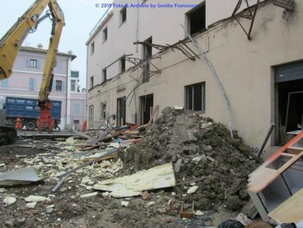 Demolizione Ex Molino Tarsi
