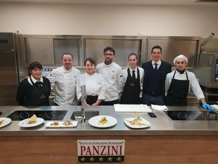 """""""Incontri di cucina per amatori"""" al Panzini di Senigallia - Hotel Ristorante Il Giardino"""
