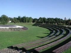 Anfiteatro del Parco Miralfiore di Pesaro
