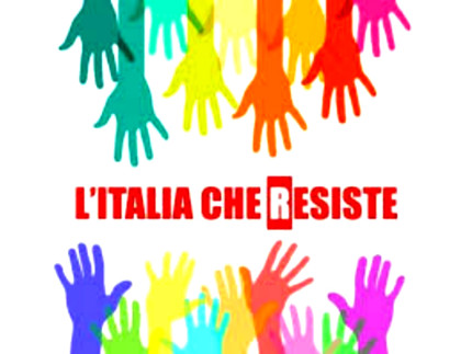 """Anche a Senigallia """"L'Italia che resiste"""""""
