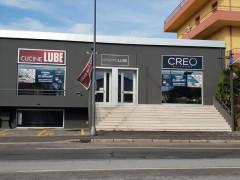 Lube Store Senigallia - Cucine Lube - Creo Kitchens