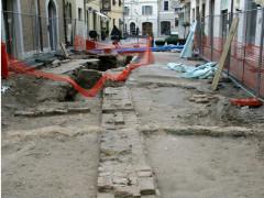 Scavi via San Martino