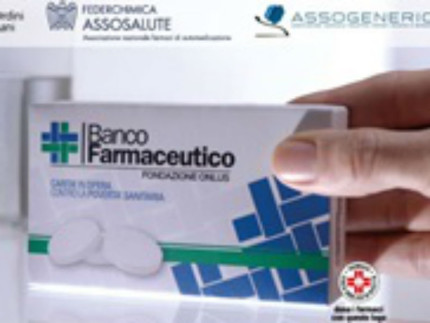 Banco farmaceutico, raccolta farmaci