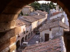 Centro storico di Castelleone di Suasa