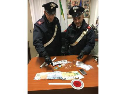operazione antidroga dei Carabinieri: arrestate due persone