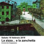 """Al Circolo Arci Scapezzano """"La zizza... e la zanchetta"""""""