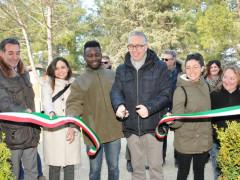 Inaugurazione del Museo della civiltà contadina a Montecarotto