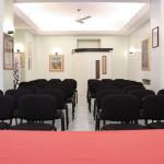 Albergo Bice: sala congressi a Senigallia