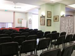 Albergo Bice: sala convegni a Senigallia