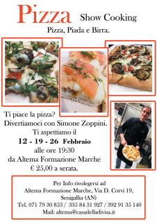 Altema Formazione Marche - Show cooking con Simone Zoppini