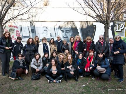 Il Museo Nori De' Nobili di Trecastelli e il Consiglio delle Donne di Senigallia hanno fatto visita al Museo Alda Merini di Milano